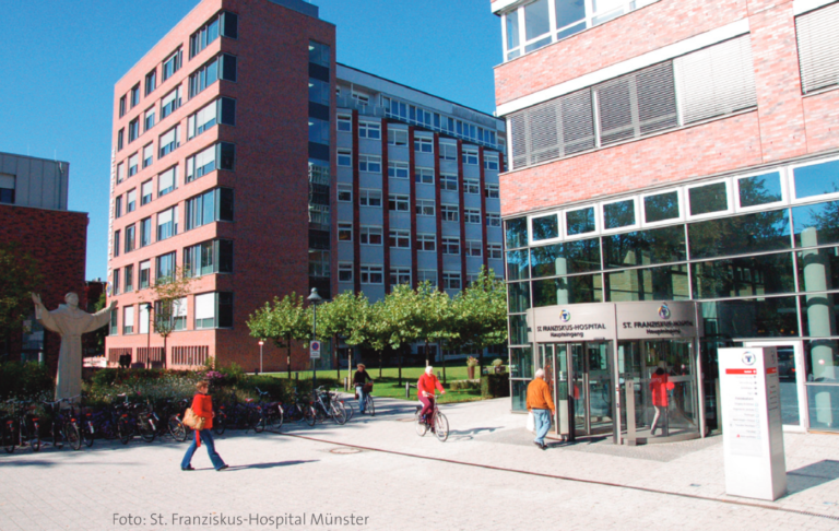 Success Story St. Franziskus Stiftung Münster