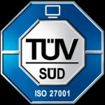 TÜV SÜD - ISO 27001