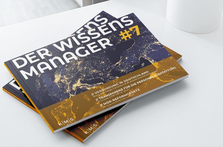 Der Wissensmanager - Das Magazin für die Gesundheitswirtschaft