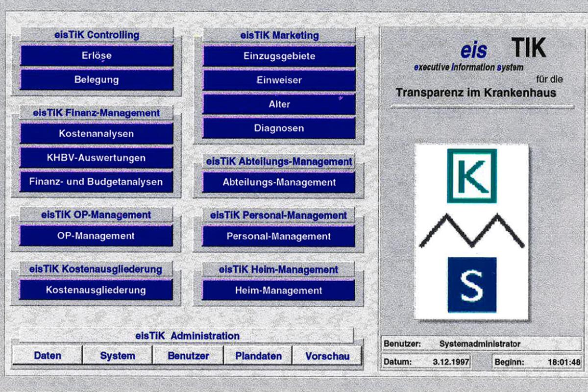 KMS Unternehmen