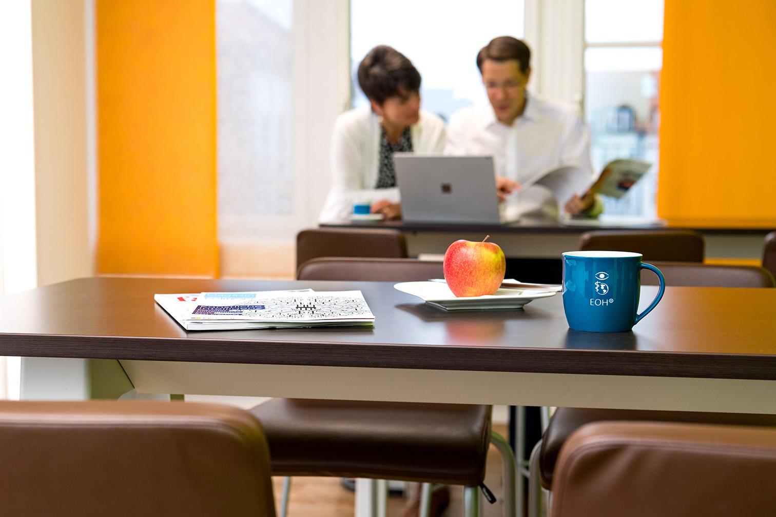 KMS-Büro - Lounge