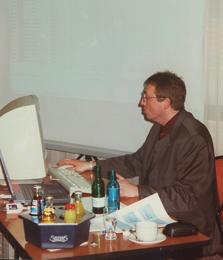 25 Jahre KMS - Alois Steidel