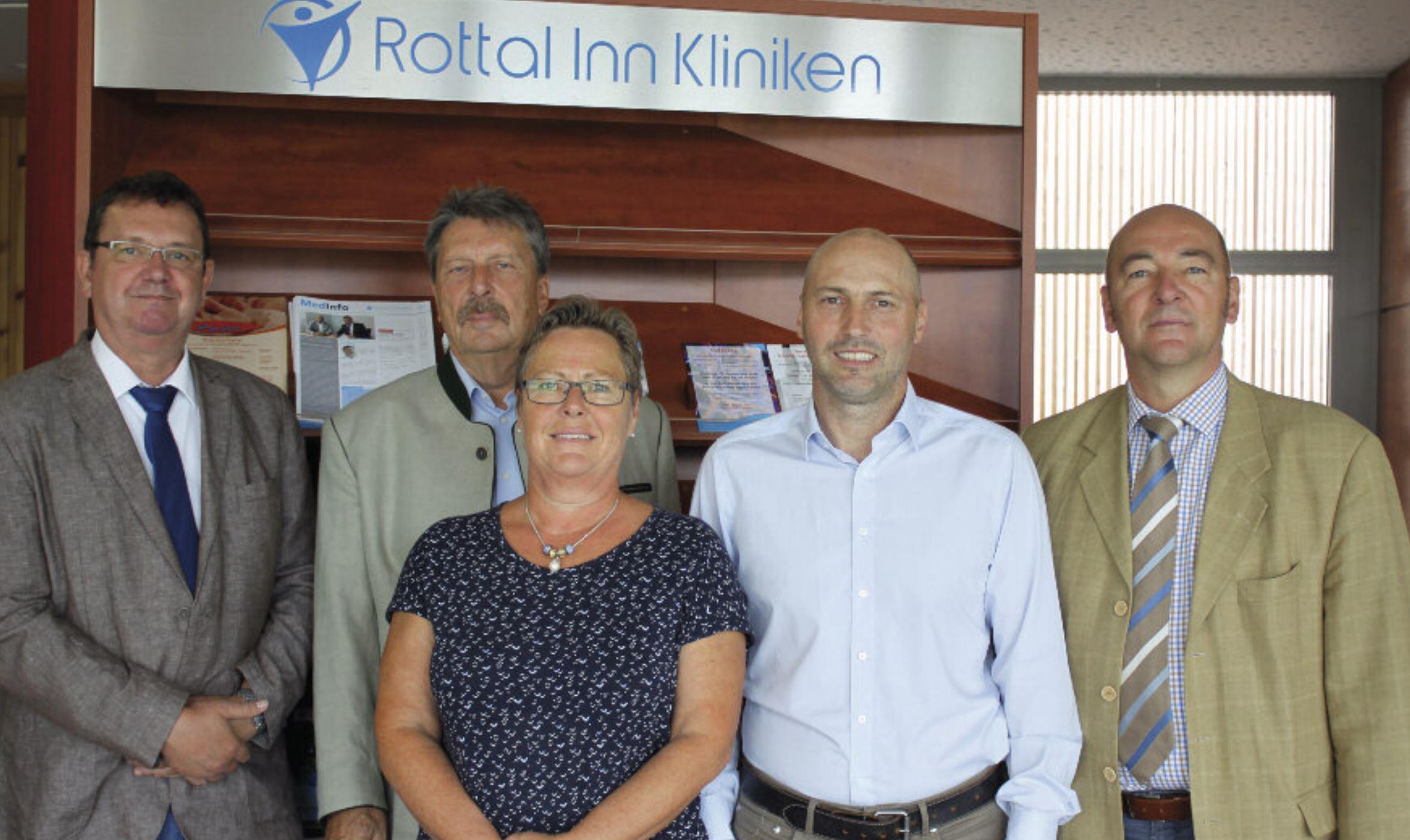 Success Story Rottal-Inn Kliniken KU