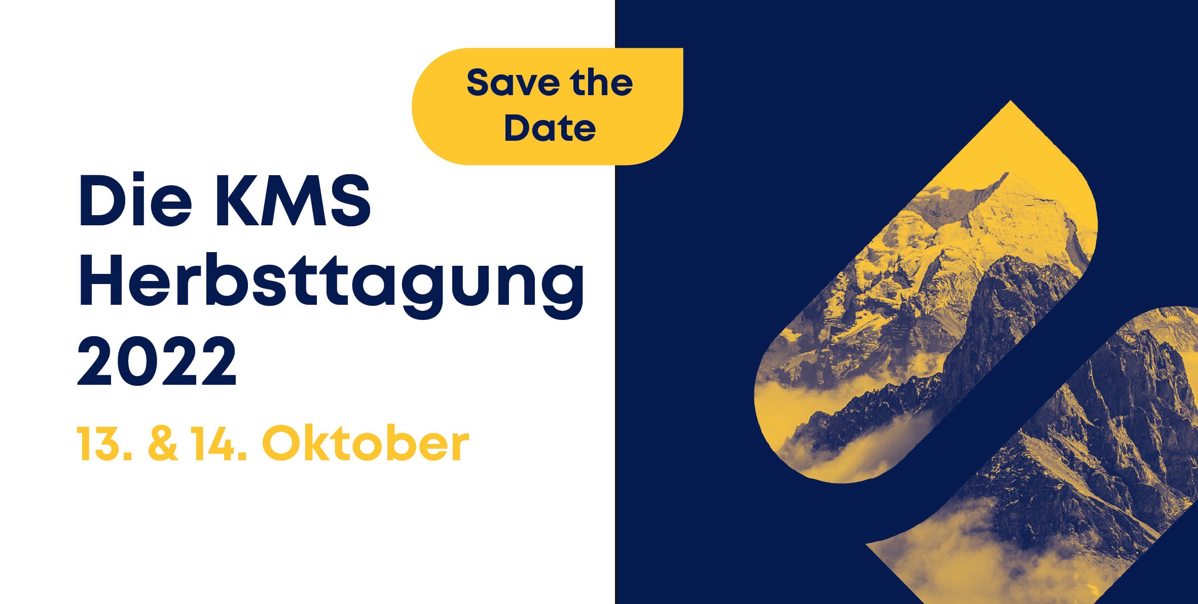 Herbsttagung Save the Date